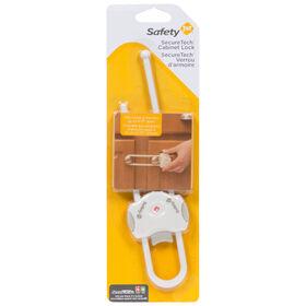 Safety 1st Slide N' Click Cabinet Lock