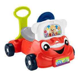 Fisher-Price Laugh & Learn 3-in-1 Smart Car - Bilingual Edition