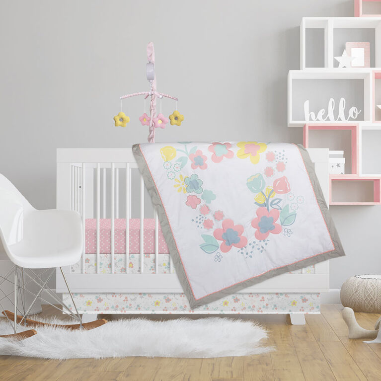 Lolli by Lolli Living Drap-Housse Pour Lit de Bébé - Little Love
