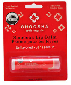 Shoosha Smoocha Lip Balm Unflavored