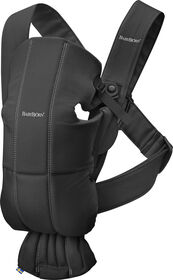 BABYBJÖRN Baby Carrier Mini - Black