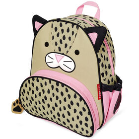 Skip Hop Little Kid Zoo Backpack - Leopard