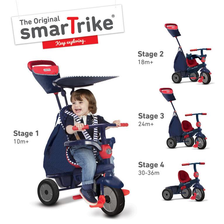 smarTrike: Star - Navy 4 in 1 Convertible Trike - R Exclusive