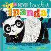 Il ne faut pas toucher un panda!