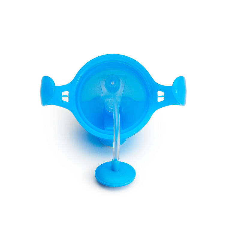 Munchkin Click-Lock 7oz Weighted Straw Cup 1pk, Blue