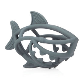 Nuby Chewy Chums Soothing Teether - Shark