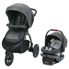 Graco TrailRider Jogging Travel System - Tenley