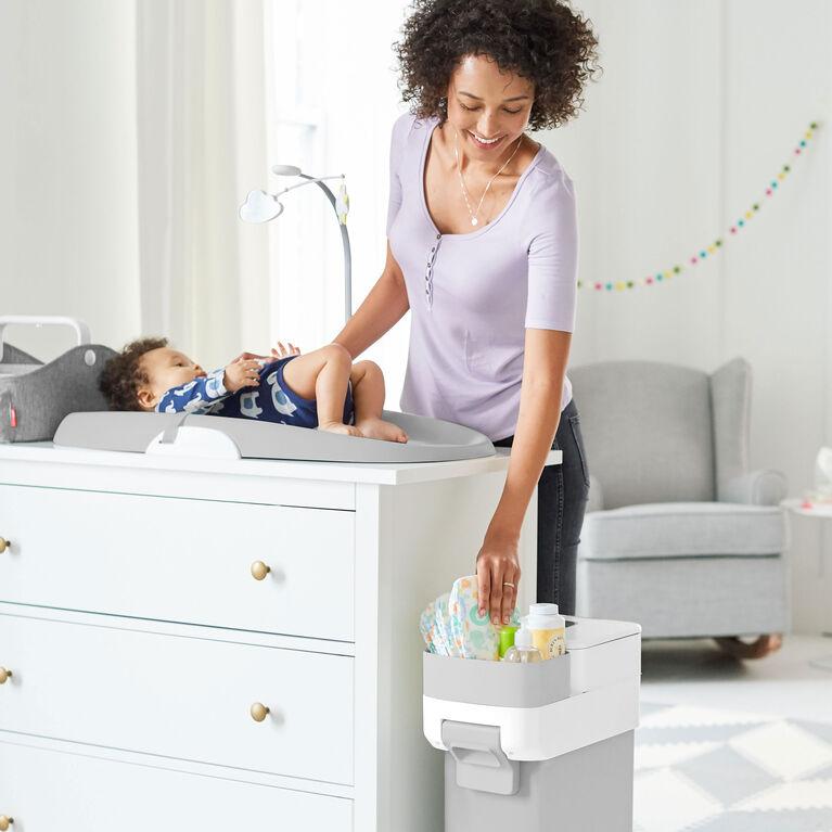 Seau à couches Nursery Style de Skip Hop.