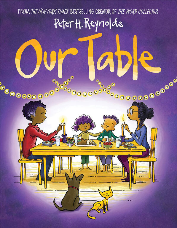 Scholastic - Our Table - English Edition