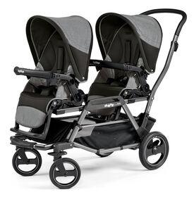 Peg Perego Double Stroller Duette Piroet - Atmosphere