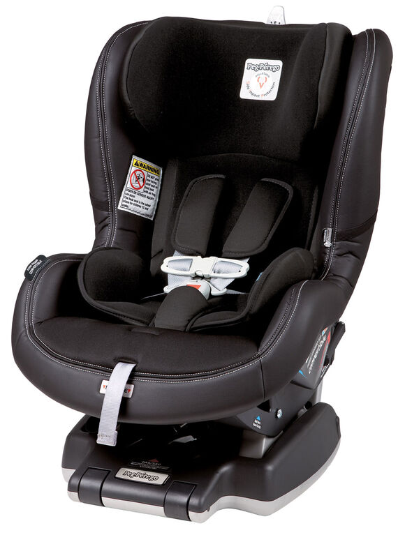 Peg-Perego Primo Viaggio SIP 5-65 Convertible Car Seat (Eco-Leather) - Licorice.