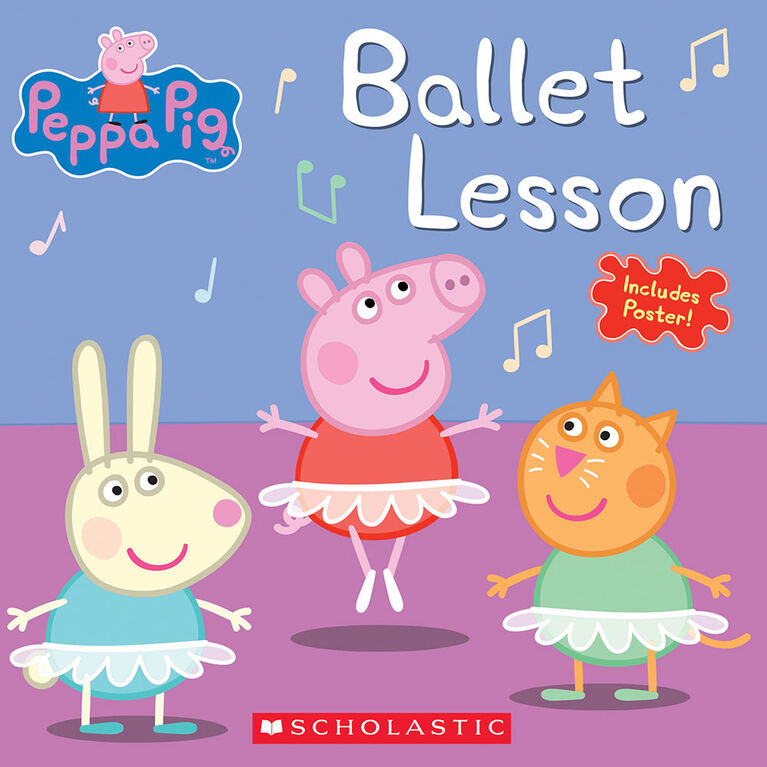 Peppa Pig: Ballet Lesson - Édition anglaise