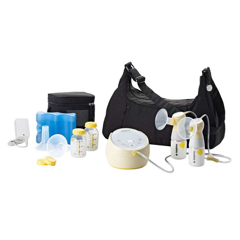 Sonata Breast Pump NOW with PersonalFit Flex Breast Shields
