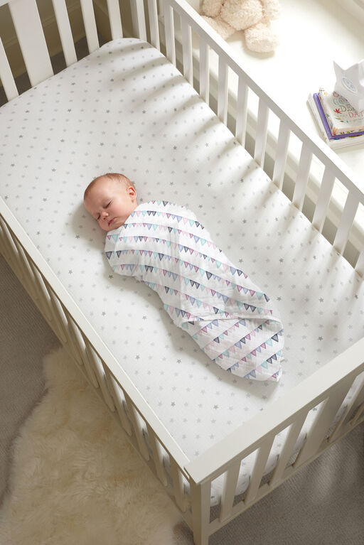 aden by aden + anais muslin swaddles, pretty pink