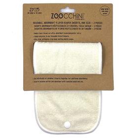 Zoocchini - Cloth Diaper Inserts - 2 Pack