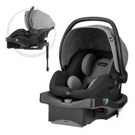 Siège d'auto pour bébé LiteMaxMCDLX, Meteorite Evenflo.