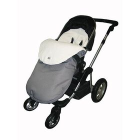 Jolly Jumper Stroller Snuggle Bag - Grey