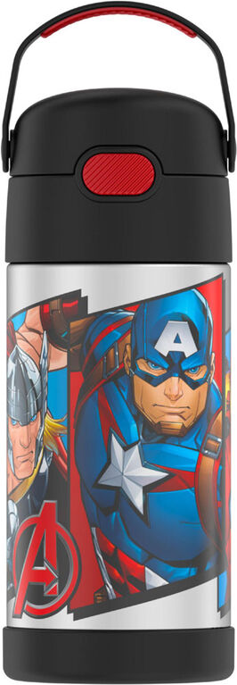 Thermos FUNtainer Bottle, Avengers, 355ml
