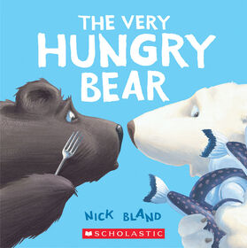 The Very Hungry Bear - Édition anglaise