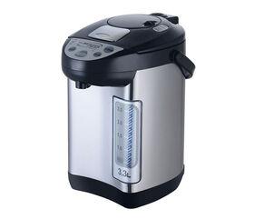 Distributeur d'eau chaude électrique de 3,3 litres en acier inoxydable de Brentwood Select