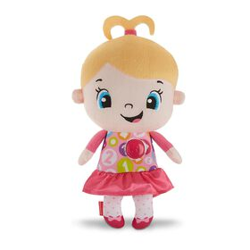 Fisher-Price - Laugh and Learn My Learning Doll - English Edition