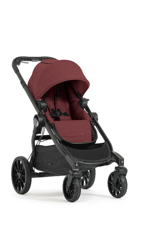 Baby Jogger city select LUX poussettes - Port.