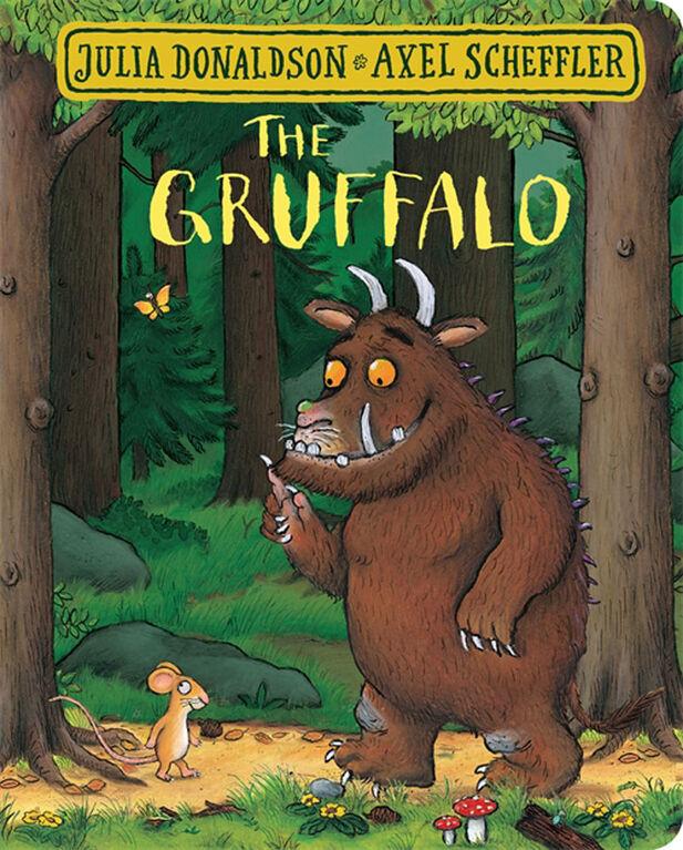 The Gruffalo - English Edition