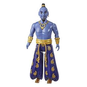 Disney Aladdin Singing Genie Doll - French Edition