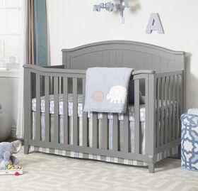 Sorelle Fairview Crib - Grey