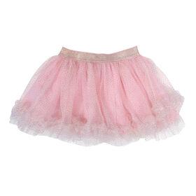 Rococo Tutu Skirt - Pink, 0-3 Months