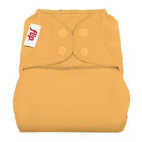 bumGenius Flip One-Size Diaper Cover - Clementine