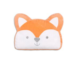 The Peanutshell Fox Decorative Pillow