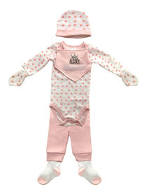 Koalababy Pink 6 Piece Set