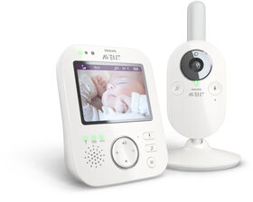 Philips Avent Digital Video Baby Monitor, SCD630/37