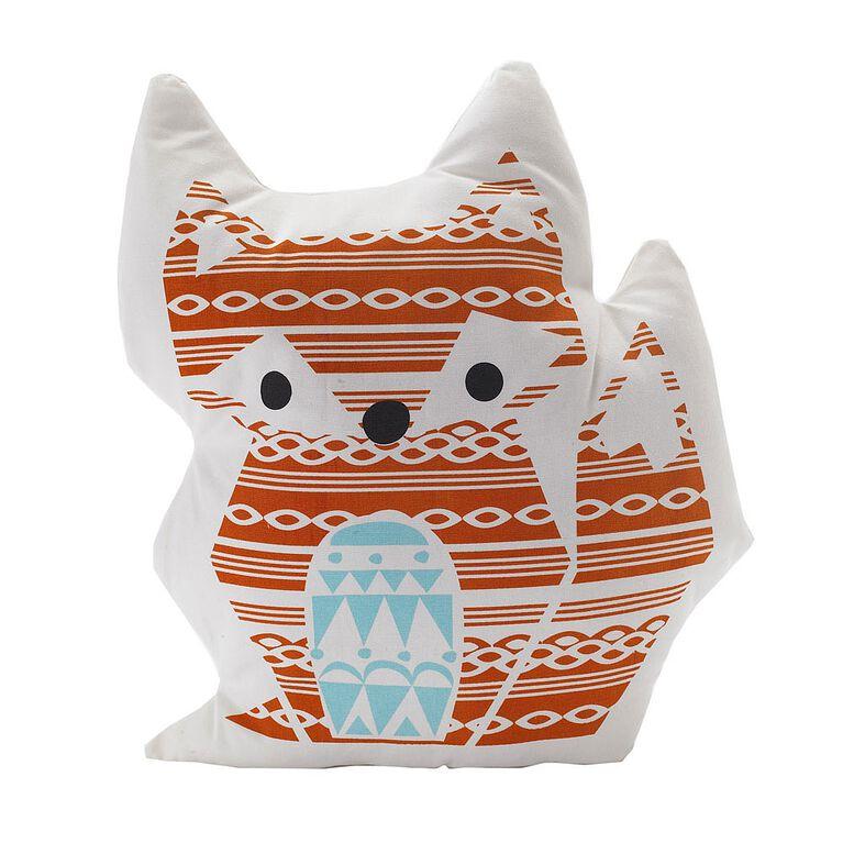 Woods - Fox Pillow