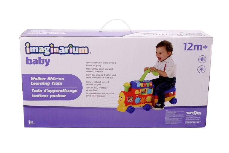 Imaginarium Baby - Train d'apprentissage trotteur