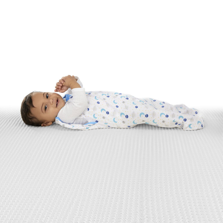 SwaddleMe® Arms Free™ 2PK Convertible Pod ZOOM TO THE MOON STAGE 2