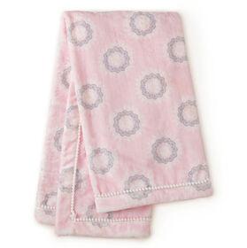 Levtex Baby Willow Medallion Blanket - Pink