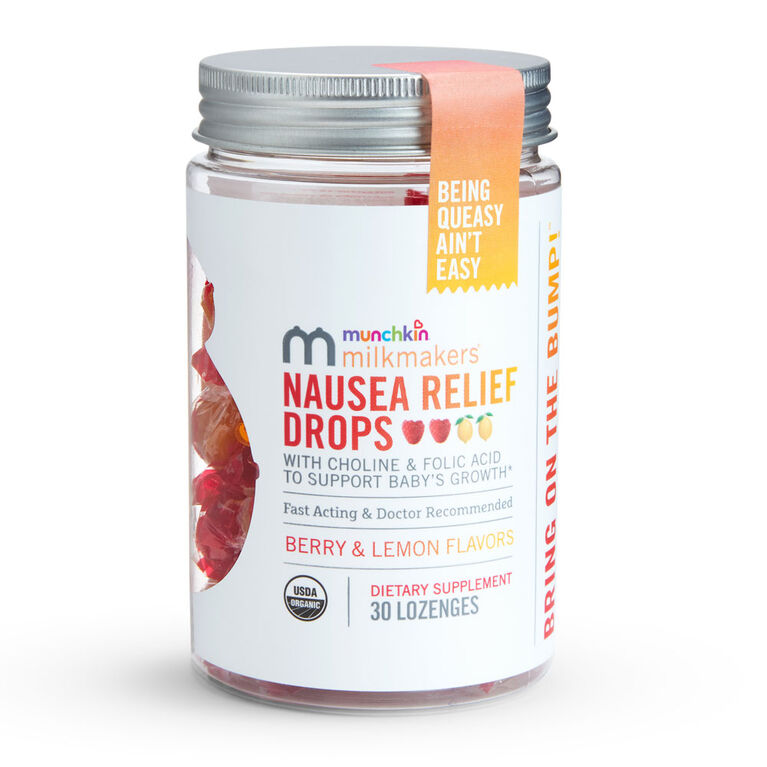 Milkmakers Nausea Relief Drops - English Edition