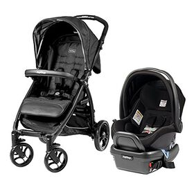 Peg Perego Booklet Travel System - Onyx - R Exclusive