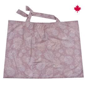 Perlimpinpin - Nursing Cover - Plum Dandelions