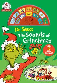 Dr Seuss's The Sounds of Grinchmas - Édition anglaise