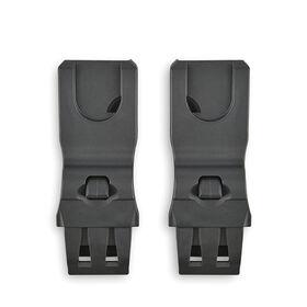 Adaptateur pour siège d'auto Qool (Maxi Cosi/Cybex/Nuna) de Joovy.