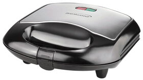 Brentwood Stainless Steel Sandwich Maker
