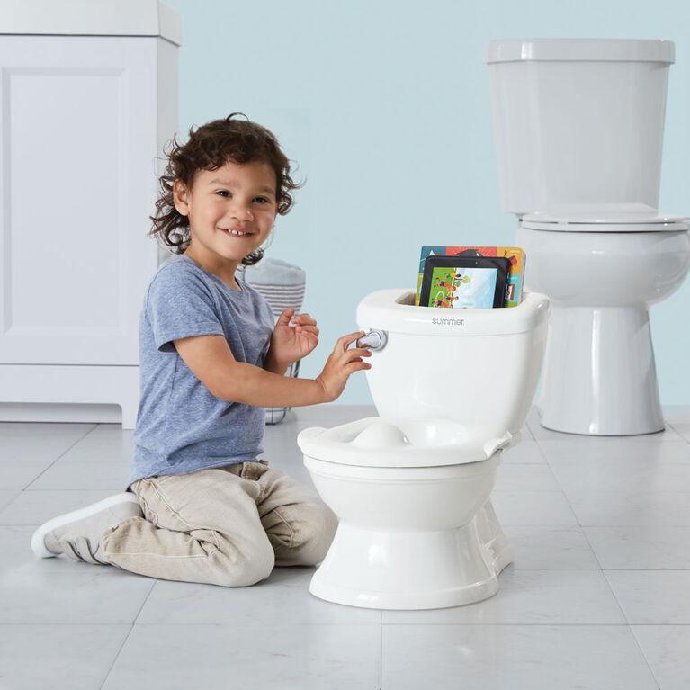 Summer Infant - Pot My Size Avec Siège De Transition Et Rangement Blanc