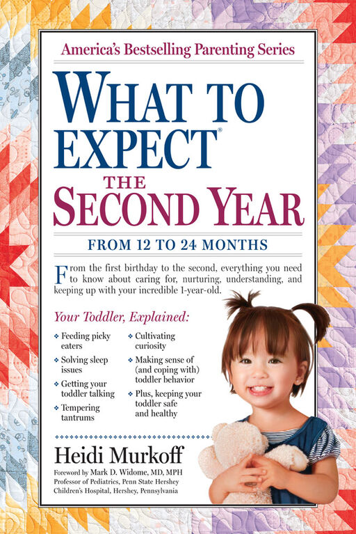 What to Expect the Second Year - Édition anglaise