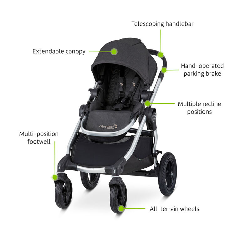 City Select Baby Jogger.