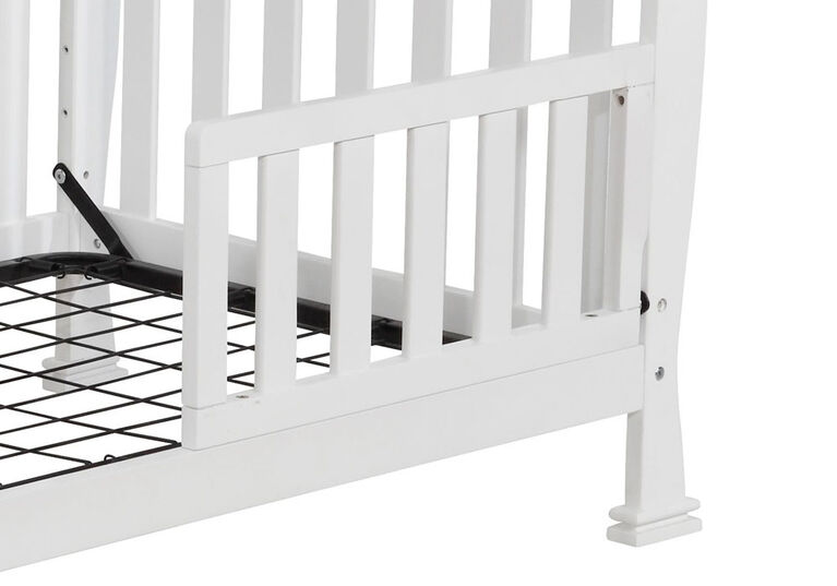 Shermag Lancaster Guard Rail - White - R Exclusive