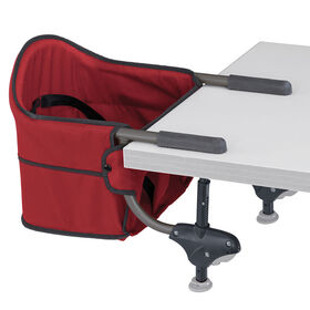 Siege de table Caddy de Chicco - Rouge