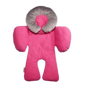 Support réversible de siège de voiture de JJ Cole - Sassy Wave Pink.